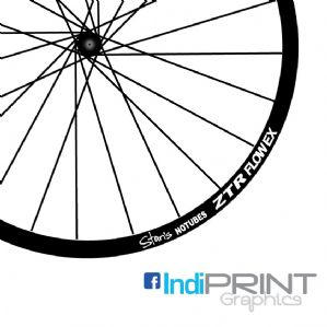 Stans Flow & Arch Ex Rim Decals
